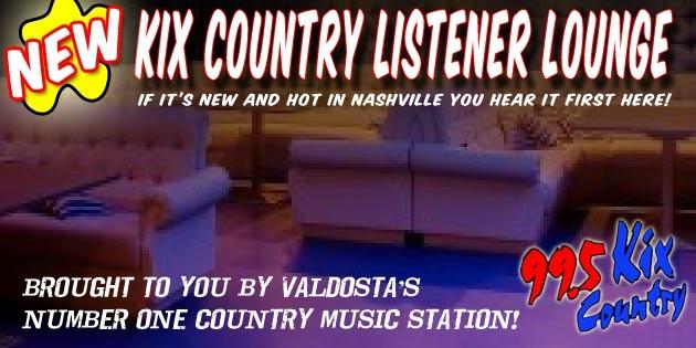 Kix Country Listener Lounge