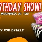 BIRTHDAY SHOW
