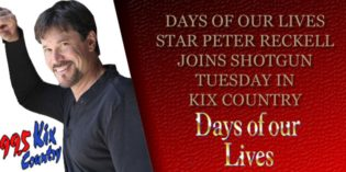 Check out Shotgun's Interview With Days Of Our Lives Peter Reckell
