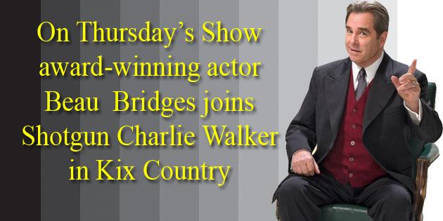 Hear Shotgun's Interview With Beau Bridges