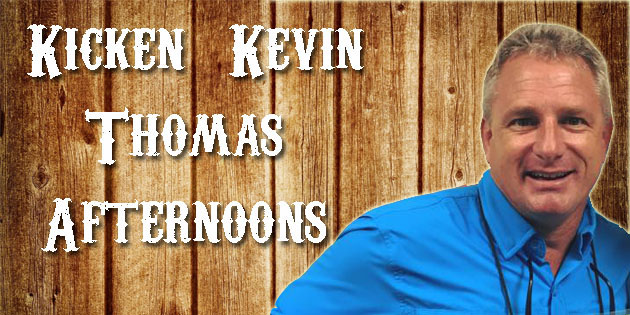 Kickin' Kevin Thomas Joins The Kix Country Airforce!""