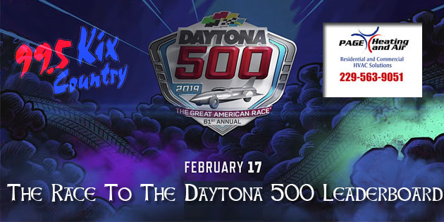 Jim Mock Wins The Kix Tix To The Daytona 500!