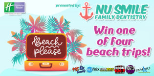 "NuSmile's ""Beach, Please!"" trip giveaway"